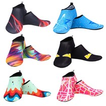 Men and women adult non-slip barefoot shoes diving socks children snorkeling wading Beach socks jellyfish swimming socks coral shoes