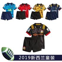 2019 NRL New Zealand Club Chiefs Crusaders Blues Highlanders Rugby Suit