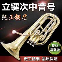 Descending B tune secondary Alto professional-grade kin secondary Alto brass instrument