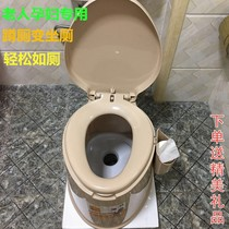 Novel Toilet Seat with sanitary temporary cover for toilet activities
