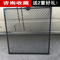 Custom Diamond Mesh Mesh decorative partition wall hollow ceiling barbed wire partition screen restaurant barbed wire