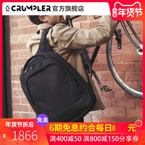 Crumpler small savage mens Business Backpack multifunctional oxford cloth large capacity 15 6 inch computer bag