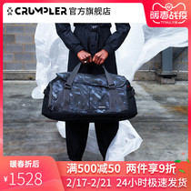 Crumpler small Savage passenger travel bag shoulder bag large capacity portable travel bag airplane bag