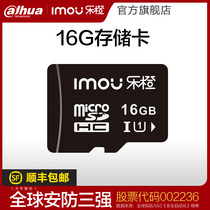 Storage card for Dahua Lange monitoring