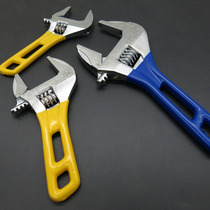 Japan Fukuoka tool large opening multi-function wrench fan activities wrench narrow space plumbing repair short handle