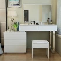 Dresser mini bedroom dressing table modern simple multi-functional small apartment make-up table dressing cabinet
