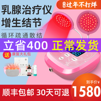 Mammary gland hyperplasia physiotherapy apparatus lobular hyperplasia breast pain mammary gland Sanjie red light therapy massager medical