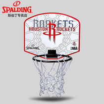 Spalding genuine mini small backboard Office children basketball basketball Board childrens entertainment basket with net