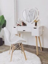 Dresser bedroom make-up table simple makeup cabinet small apartment mini net red ins wind makeup Taiwan economy