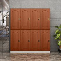 Gym bath Center sweat steaming room yoga pavilion beauty salon wooden locker locker with lock bathroom wardrobe