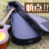 Flow guitar bag 41-inch acoustic guitar bag 40-inch classical acoustic guitar bag thick waterproof moisture-proof backpack