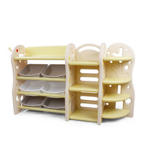 Childrens toys storage rack storage rack plastic storage box racks kindergarten baby toy rack childrens bookshelf
