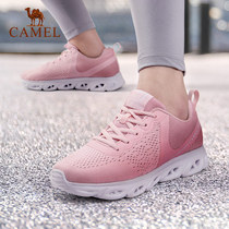 (2019 new) camel sports running shoes women fashion lightweight and comfortable breathable leisure cushioning running shoes women
