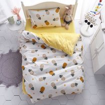 Winter infant garden cotton Crystal velvet nap bedding 88x168m bed 0 88x1 68m120x150 quilt cover
