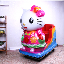 Shake rocker 2019 New coin rocker Factory Direct Electric commercial high-matching vehicle childrens toy rocker