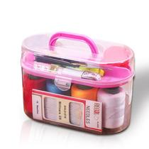 Household sewing kit sewing box set treasure chest sewing sewing sewing sewing kit portable special