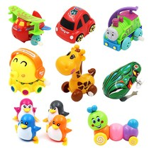 Hair robot creative chain dancing will move the little man cartoon baby string boy puzzle toys.