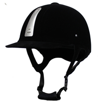Motorcycle equestrian helmet knight riding hat breathable summer harness for men women CE certification