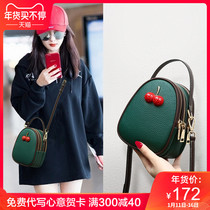 Small ck bag Womens bag new 2019 cross-body bag Fashion Leather Shoulder Bag tide autumn and winter wild handbag small bag