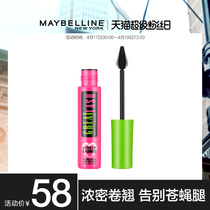 Maybelline great Lash pretty Superstar mascara curly thick not blooming imports