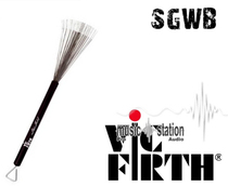 (Tianjin chengguang)American Vic Firth SGWB drum brush