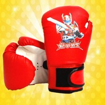 Boxing gloves children 4-13 years old children children sandbag boy training Muay Thai Sanda fight youth boxing
