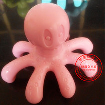 Daga octopus head massager massage claw multi-function manual octopus massager back leg massage