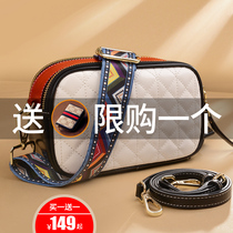 Bag handbags new 2019 net red with a small CK broadband messenger bag ins fashion wild summer camera bag