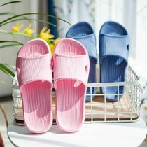2020 new slippers womens summer indoor non-slip home bathroom home bath couple sandals mens ladies.