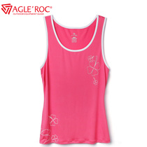 Eagle Rock Summer professional outdoor quick-drying vest camisole female self-cultivation fast-drying clothes bottoming vest
