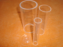 Transparent acrylic tube plexiglass tube overflow tube round tube plastic pipe diameter 16mm thick 2mm