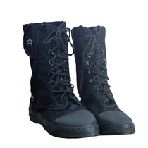 Fire boots rescue rescue boots protective boots fire shoes armed boots snow boots mountaineering insurance shoes
