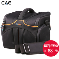 CAE waterproof SLR camera bag 600d 760d 750d 1200d 60d 70d shoulder diagonal photography bag