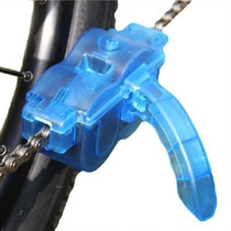 Bicycle chain cleaner Mountain bike road car wash chain cleaner Bike chain guard tool cleaning tool.