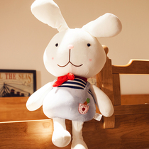 Mini down cotton cute Bunny plush toy doll Cuddle Pillow Rag Doll Doll creative girl gift Product