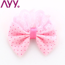 AYY headdress flower DIY handmade hair accessories material hand-made cloth shoes clothing hair band hair accessories accessories