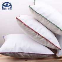 Cross-stitch blank pillow cushion 8 color embroidery cloth optional 4 color roller optional size can be custom-made