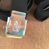 Diving belt buckle diving counterweight belt buckle diving counterweight belt quick release buckle buckle lead belt counterweight lead block