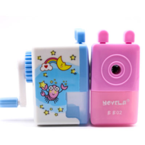 Student Pencil Sharpener Child Hand pencil cutter student cartoon automatic Pen Cutter pencil Planer