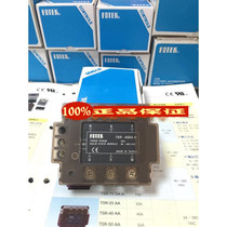 The new original fotek three-phase solid state relay TSR-40DA-H Yangming mechanical and electrical leave a penalty of ten.