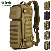Military fans Tactical Assault airborne bag outdoor bag multi-function shoulder bag mountaineering bag male shoulder bag Transformers