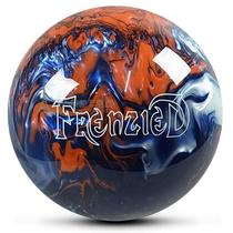 USBC certified bowling PBS brand special supplies linear ball flying saucer ball 8 lbs-15 lbs blue orange silver