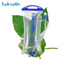 Haizerong Drinking water bag eco-friendly food grade outdoor sports riding cross-country running camping Mountaineering portable folding