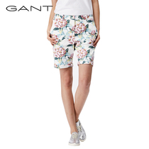 2922dff918 GANT gantech new ladies fashion floral shorts fashion European and American  style comfortable casual 420414
