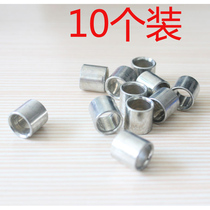 Chrome STEEL bushing 10 pcs (Accessories) Skateboard SKATEBOARD bushing high precision bushing long plate wheel special bushing