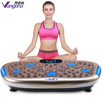 Vatican Galina rejection fat machine shaking machine stand-up home slimming fitness equipment slimming machine thin stomach stovepipe artifact
