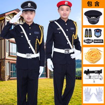 New vertical collar security suit spring and autumn suit mens security property image guard guard uniform long-sleeved work wear winter dress