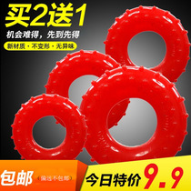 Grip ring gripr adjustable arm exercise grip ring grip grip enhancer elastic ring fitness