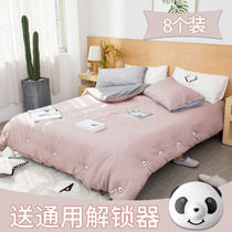 Meters choose quilt holder set quilt artifact safety needle-free non-slip running buckle quilt cover traceless folder sheets are corner buckle