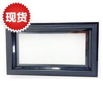Custom freezer display cabinet glass door hollow f glass door arc glass door thermal reflection glass door profile.